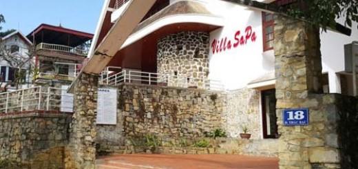 Villa-hotel