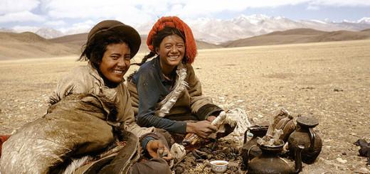 Nomads-Tibet