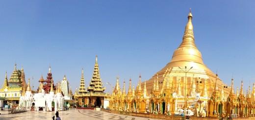 Shwedagon-padorama