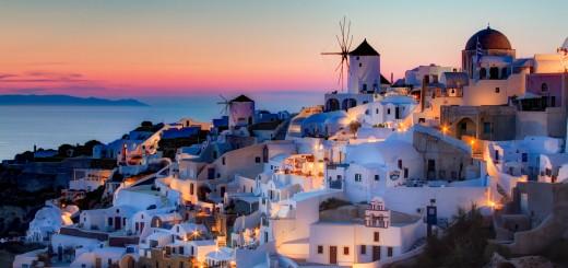 Du lịch Hy lạp xứ sở thần tiên