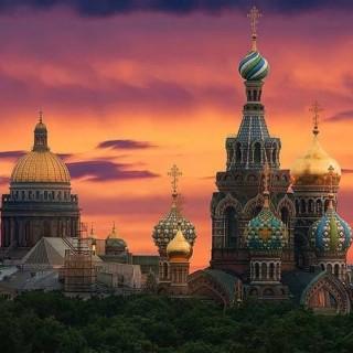 Đêm trắng nước Nga