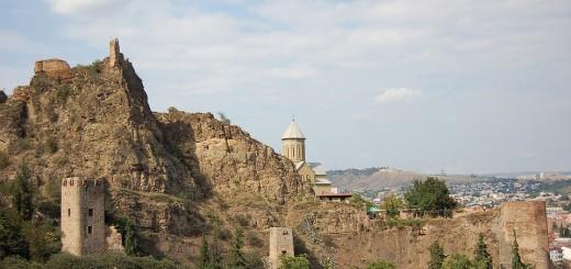 Du lịch Trung Á (Gruzia)