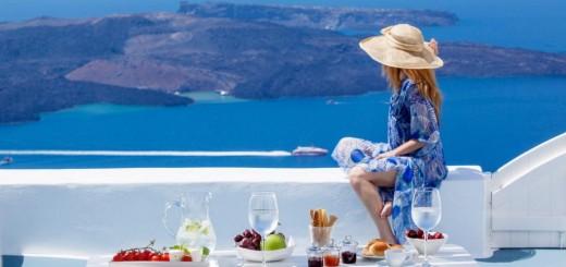 Vẻ đẹp của đảo Santorini