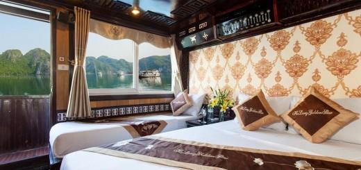 Du lịch Hạ Long ngủ du thuyền