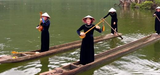 Du lịch hồ ba bể