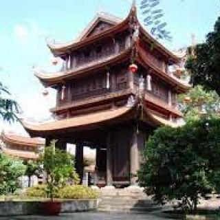 chùa keo